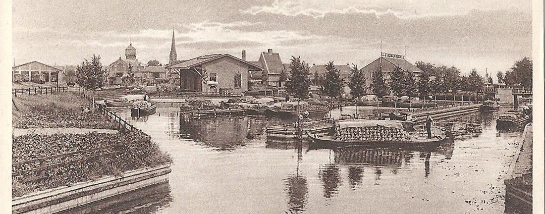 de oude veiling van Loosduinen
