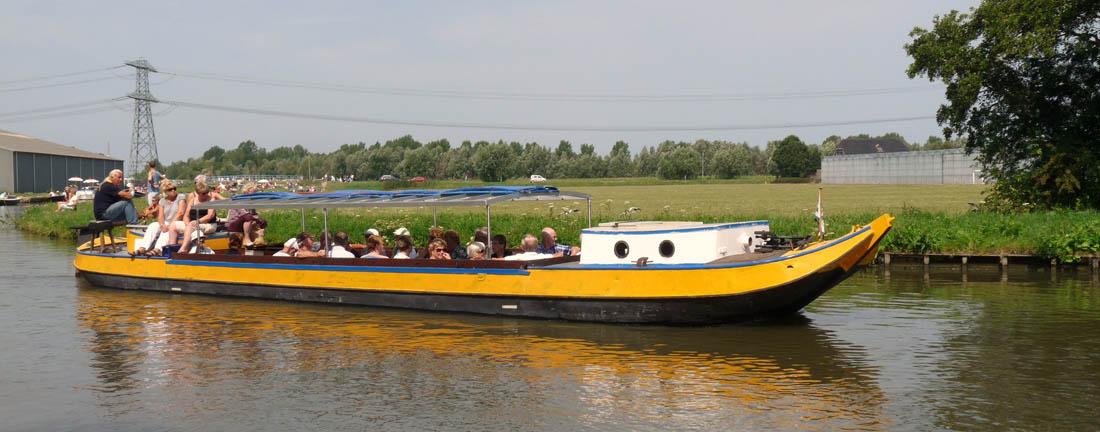 Met de Westlander naar Loosduinen